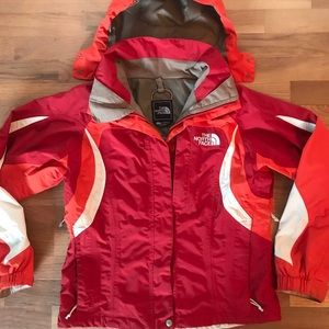 Women's XS North Face zip in compatible Ski